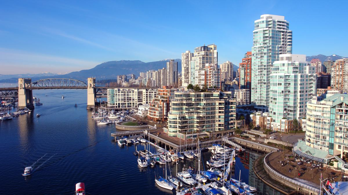 Immigration to Vancouver, British Columbia, Pacific Canada